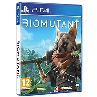 Biomutant - PS4 - Hra na konzolu
