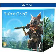 Biomutant Collector's Edition - PS4 - Hra na konzolu
