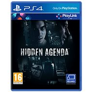 Hidden Agenda – PS4 - Hra na konzolu