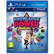 Knowledge is Power – PS4 - Hra na konzolu