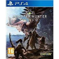Monster Hunter: World - PS4 - Hra pre konzolu