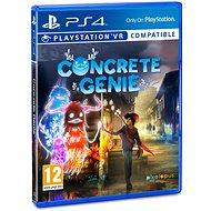 Concrete Genie – PS4 - Hra pre konzolu