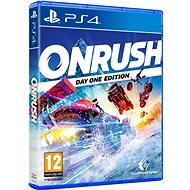 Onrush - PS4 - Hra pre konzolu