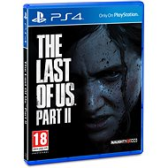The Last of Us Part II – PS4 - Hra na konzolu