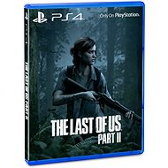 The Last of Us Part II Standard Plus Edition – PS4 - Hra na konzolu