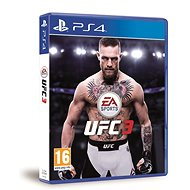 UFC 3 - PS4 - Hra na konzolu