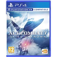 Ace Combat 7: Skies Unknown – PS4 - Hra na konzolu