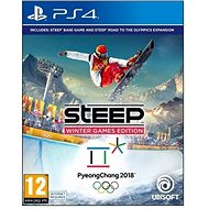 Steep Winter Games Edition – PS4 - Hra na konzolu