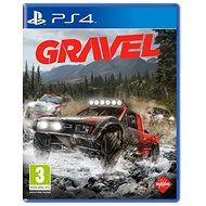 Gravel – PS4 - Hra pre konzolu