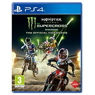 Monster Energy Supercross - PS4 - Hra na konzolu