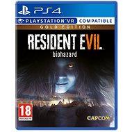 Resident Evil 7: Biohazard Gold Edition - PS4 - Hra na konzolu
