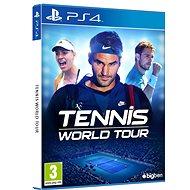 Tennis World Tour – PS4 - Hra na konzolu