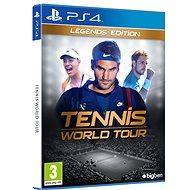Tennis World Tour – Legendárna edícia – PS4 - Hra pre konzolu