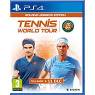 Tennis World Tour – RG Edition – PS4 - Hra na konzolu