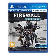 Firewall zero Hour – PS4 VR - Hra na konzolu