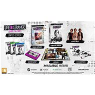 Life is Strange Before the Storm – Limited edition – PS4 - Hra na konzolu