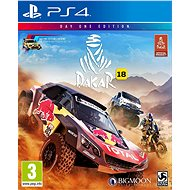 Dakar 18 - PS4 - Hra na konzolu