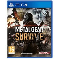 Metal Gear Survive – PS4 - Hra na konzolu