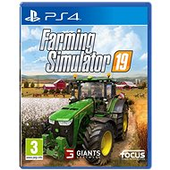 Farming Simulator 19 - PS4 - Hra na konzolu