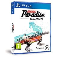 Burnout Paradise Remastered – PS4 - Hra na konzolu