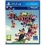 Frantics – PS4 - Hra na konzolu