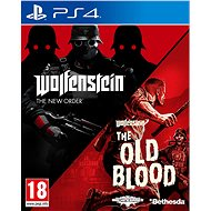 Wolfenstein: The New Order + The Old Blood – PS4