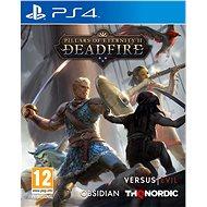 Pillars of Eternity 2: Deadfire – PS4 - Hra pre konzolu