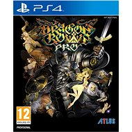 Dragon's Crown Pro Battle - Hardened Edition - PS4 - Hra na konzolu