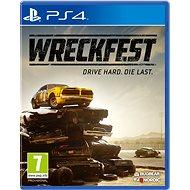 Wreckfest – PS4 - Hra pre konzolu