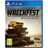 Wreckfest – PS4 - Hra na konzolu