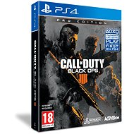 Call of Duty: Black Ops 4 PRO – PS4 - Hra na konzolu