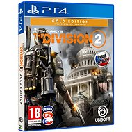 Tom Clancys The Division 2 Gold Edition – PS4 - Hra na konzolu