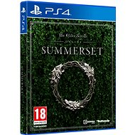 The Elder Scrolls Online: Summerset – PS4 - Hra na konzolu