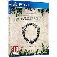 The Elder Scrolls Online: Summerset Collector's Edition – PS4 - Hra na konzolu