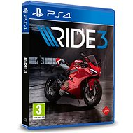 RIDE 3 – PS4 - Hra na konzolu