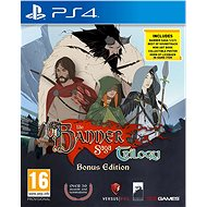 The Banner Saga Trilogy – Bonus Edition – PS4 - Hra na konzolu