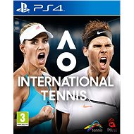 AO International Tennis – PS4 - Hra na konzolu