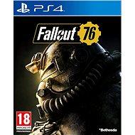 Fallout 76 – PS4 - Hra na konzolu