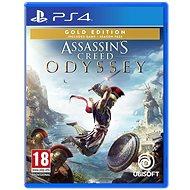 Assassin's Creed Odyssey – Gold Edition – PS4 - Hra na konzolu