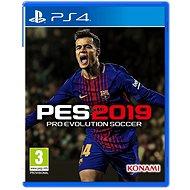 Pro Evolution Soccer 2019 – PS4 - Hra na konzolu
