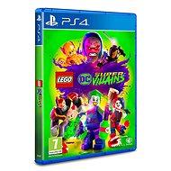LEGO DC Super Villains - PS4 - Hra na konzolu