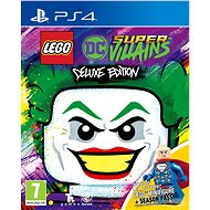 Lego DC Super Villains Deluxe Edition – PS4 - Hra na konzolu