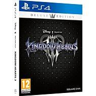Kingdom Hearts 3 Deluxe Edition – PS4 - Hra na konzolu