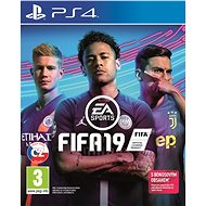 Fifa 19 – PS4 - Hra na konzolu