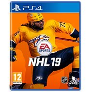 NHL 19 – PS4 - Hra na konzolu