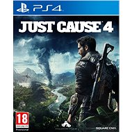 Just Cause 4 – PS4 - Hra na konzolu