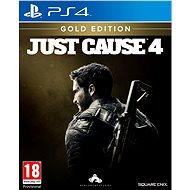 Just Cause 4 – Gold Edition – PS4 - Hra na konzolu