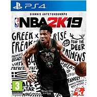 NBA 2K19 – PS4 - Hra na konzolu