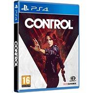Control – PS4 - Hra na konzolu