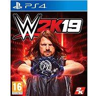WWE 2K19 – PS4 - Hra na konzolu